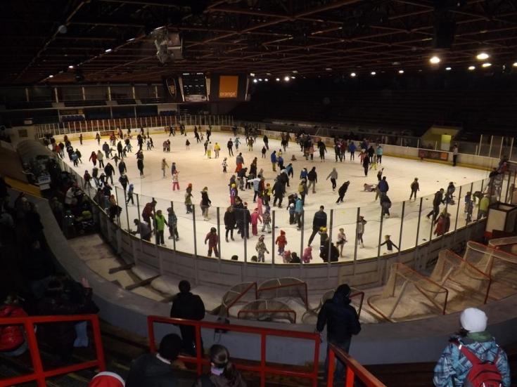 fac571ccd Bezplatné korčuľovanie pre verejnosť | Ružinov