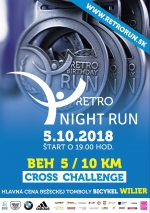 RETRO NIGHT RUN 2018